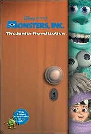 Monsters, Inc.: A Junior Novelization