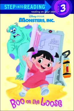 Boo On The Loose (Step into Reading. A Step 3 Book)