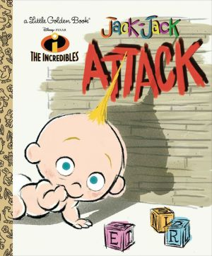 Book Jack-Jack Attack (Disney/Pixar The Incredibles)