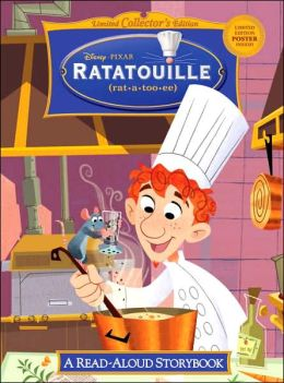 Ratatouille: Read-Aloud Storybook