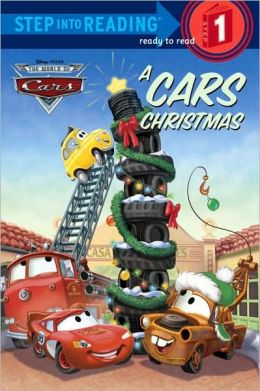 A Cars Christmas (Step into Reading Book Series: A Step 1 Book)