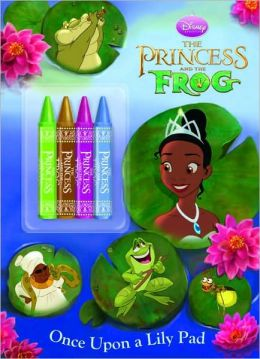 The Princess and the Frog: Once Upon a Lily Pad