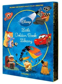 Disney/Pixar Little Golden Book Library