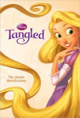 Tangled: The Junior Novelization (Disney Tangled Series)