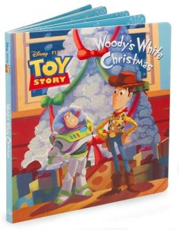 Woody's White Christmas (Disney/Pixar Toy Story)