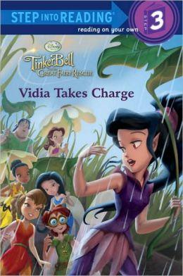 Vidia Takes Charge (Disney Fairies)
