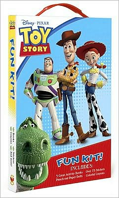 Toy Story Fun Kit (Disney/Pixar Toy Story)