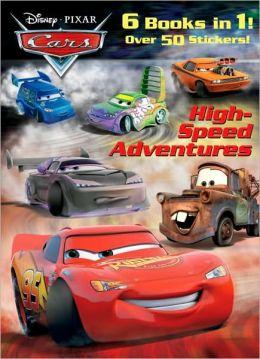 High-Speed Adventures (Disney/Pixar Cars)