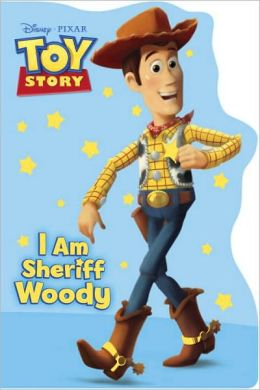 I Am Sheriff Woody (Disney/Pixar Cars)