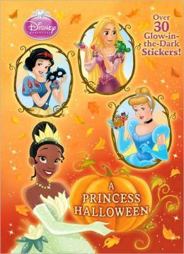 A Princess Halloween Disney Princess By Andrea Posner