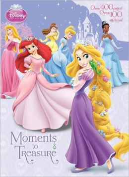 Moments to Treasure (Disney Princess)