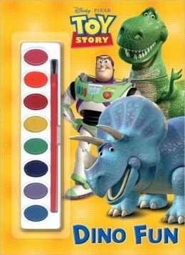 Dino Fun (Disney/Pixar Toy Story)