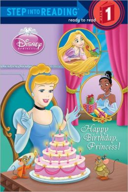 Happy Birthday Princess Disney Princess By Jennifer