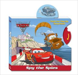 Spy the Spies (Disney/Pixar Cars)