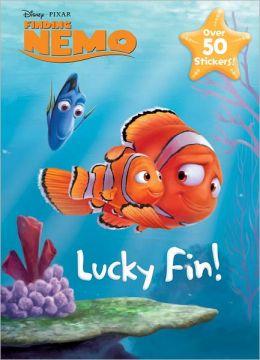 Lucky Fin! (Disney/Pixar Finding Nemo)