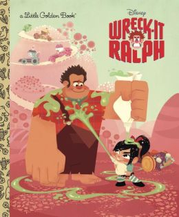 Wreck-It Ralph Little Golden Book (Disney Wreck-it Ralph Series)