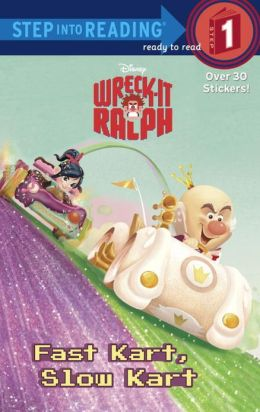 Fast Kart, Slow Kart (Disney Wreck-it Ralph Series)