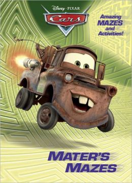 Mater's Mazes (Disney/Pixar Cars)