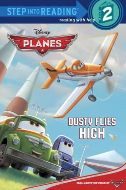 Dusty Flies High (Disney Planes)