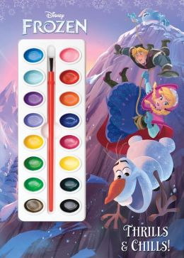 Thrills & Chills! (Disney Frozen)