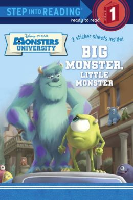 Big Monster, Little Monster (Disney/Pixar Monsters University)