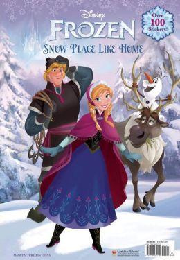 Snow Place Like Home (Disney Frozen)