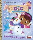 Book Cover Image. Title: Snowman Surprise (Disney Junior:  Doc McStuffins), Author: Andrea Posner-Sanchez