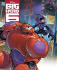 Book Cover Image. Title: Big Hero 6 Big Golden Book (Disney Big Hero 6), Author: RH Disney