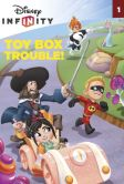 Book Cover Image. Title: Toy Box Trouble! (Disney Infinity), Author: Amy Weingartner