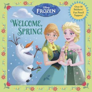 Welcome, Spring! (Disney Frozen)