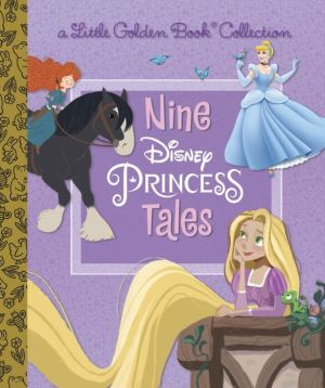 Nine Disney Princess Tales (Disney Princess)