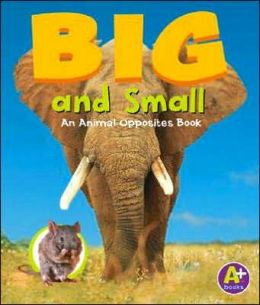Big and Small: An Animal Opposites Book