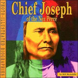 Chief Joseph of the Nez Perce