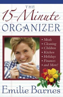 The 15-Minute Organizer