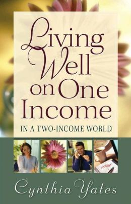 Living Well On One Income
