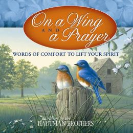 On a Wing and a Prayer: Words of Comfort to Lift Your Spirit