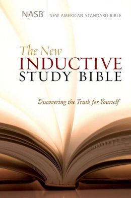 The New Inductive Study Bible, NASB
