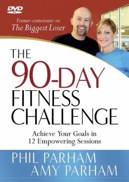 The 90-Day Fitness Challenge DVD: Achieve Your Goals in 12 Empowering Sessions