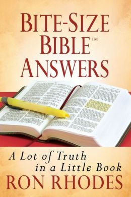 Bite-Size Bible? Answers: A Lot of Truth in a Little Book