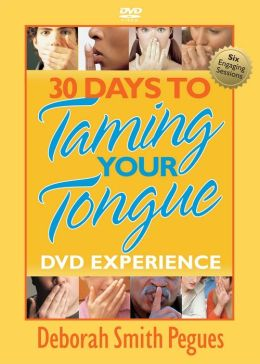 30 Days to Taming Your Tongue DVD Experience