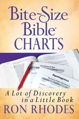 Bite-Size Bible? Charts: A Lot of Discovery in a Little Book