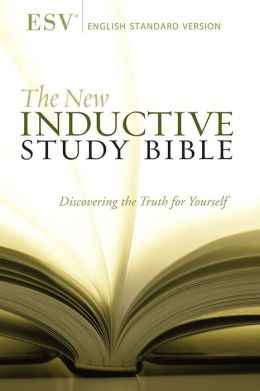 The New Inductive Study Bible Precept Ministries International