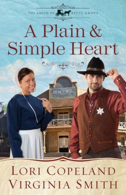 A Plain and Simple Heart (Amish of Apple Grove Series #2)