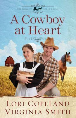 A Cowboy at Heart (Amish of Apple Grove Series #3)
