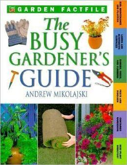 Busy Gardener's Problem Solver