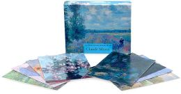 Boxed Monet Card Set