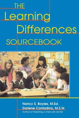 The Learning Differences Sourcebook