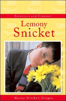 Inventors & Creators: Daniel Handler: Real Lemony Snicket -L