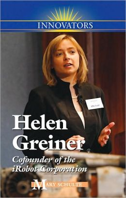 Helen Griener Co-founder of iRobot Company