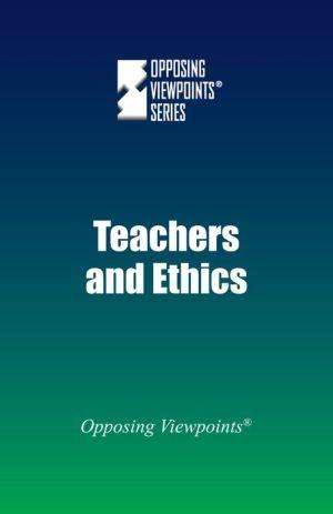 Teachers and Ethics